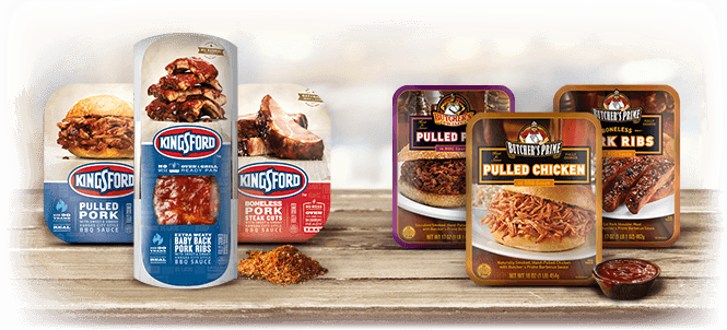 PHOTO: Kingsford and Butcher's Prime Products
