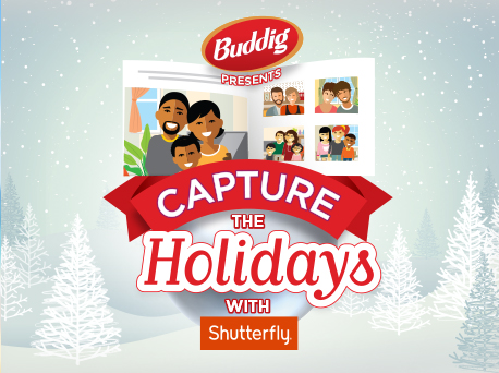 Capture the Holidays Giveaway