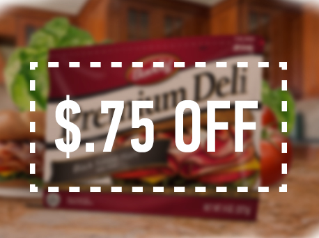 Premium Deli Coupon