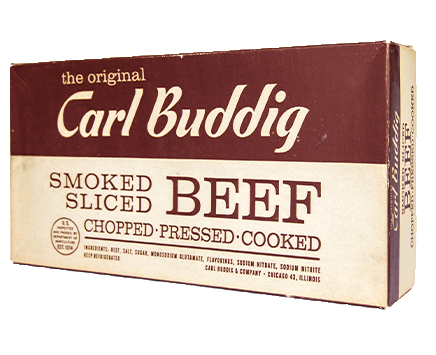 Carl Buddig Smoked Sliced BEEF