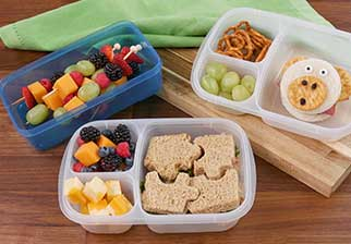 3 Fresh, Fun Lunchbox Ideas